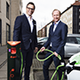 GreenMobility och E.ON i gemensam europeisk satsni...